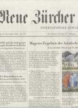 Neue Zürcher Zeitung (NZZ) Abo-Service & Preisvergleich